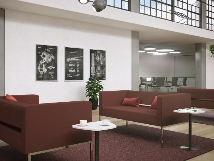 Büro_Lounge_sofa_rot