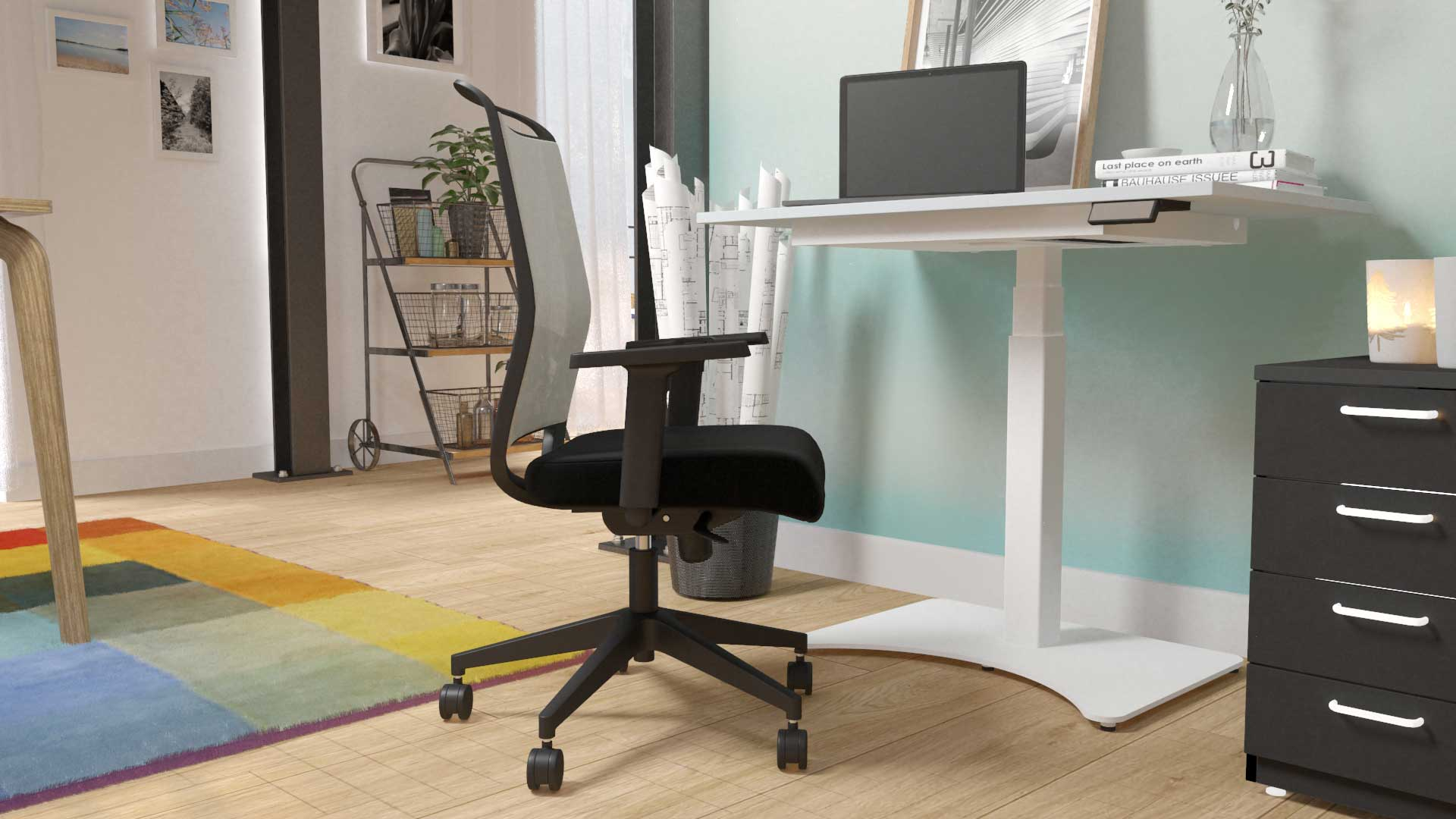 Büro Set Nowy Styl – Downtown Fantasy