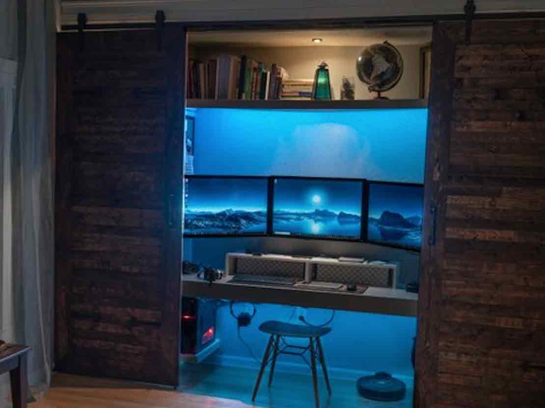 Gaming_Zimmer_in_Wand